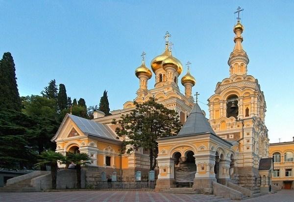 Собор Олександра Невського, Україна, Ореанда, Собор Олександра Невського